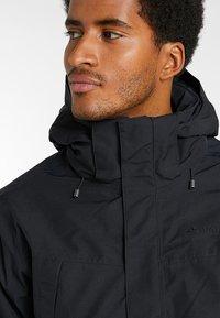 Vaude - MEN'S IDRIS - Outdoor jacket - black - 4