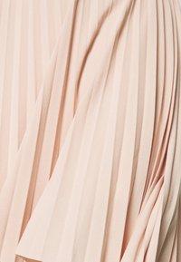 Anna Field - Plisse A-line mini skirt - A-line skjørt - dusty pink - 5