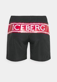 Iceberg - MEDIUM - Swimming shorts - black - 1