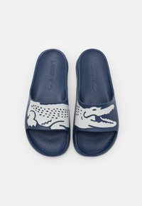 Lacoste - CROCO  - Mules - navy/white - 5