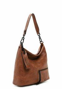 SURI FREY - CHELSY - Handbag - cognac - 2