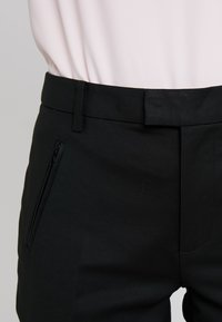 Noa Noa - BASIC STRETCH - Bukse - black - 4