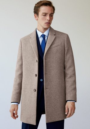 Short coat - middenbruin