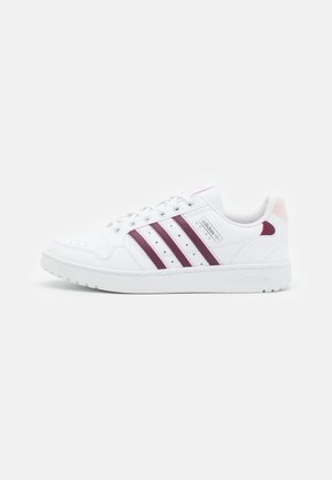NY 90 STRIPES  - Trainers - footwear white/victory crimson/clear pink