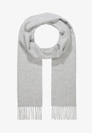 100% Cashmere Scarf UNISEX - Sjaal - silver
