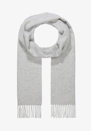 100% Cashmere Scarf UNISEX - Sjal / Tørklæder - silver