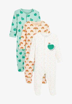 3 PACK - Sleep suit - green