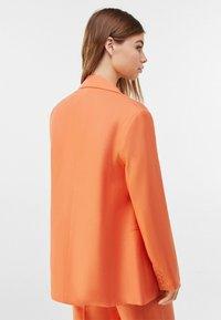 Bershka - Blazer - orange - 2