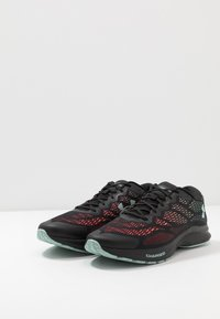 Under Armour - CHARGED BANDIT 6 - Chaussures de running neutres - black - 2