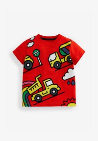 Next - Print T-shirt - red - 0