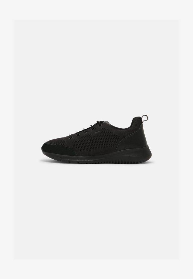 MONREALE - Sneakers basse - black