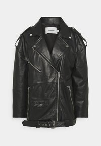 Deadwood - AGATHA BIKER - Short coat - black