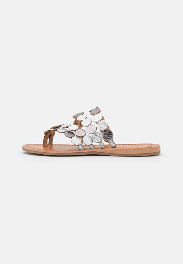 HOROND - Teensandalen - argent/multicolor