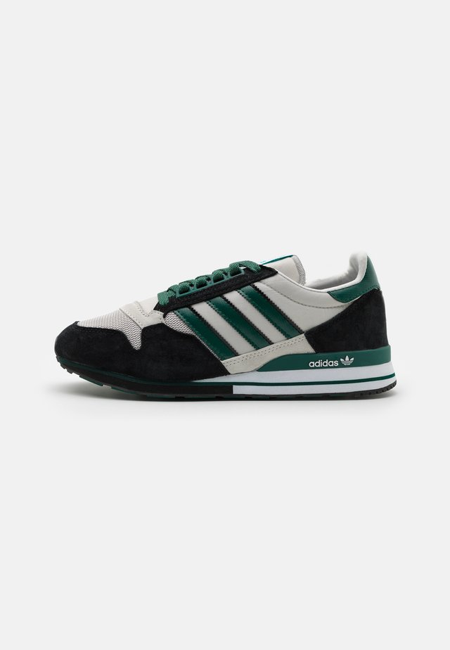 ZX 500 UNISEX - Sneakers laag - grey one/collegiate green/core black