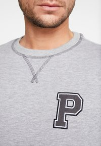 Pier One - Sweatshirt - mottled grey - 6