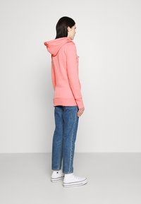 Ragwear - GRIPY BOLD - Mikina skapucí - pink - 2