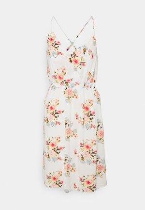 VIMESA SHORT DRESS - Day dress - snow white