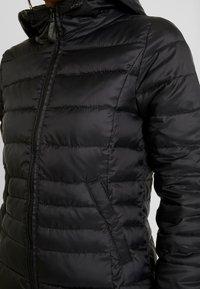 Vero Moda - SHORT HOODY - Winter jacket - black - 5