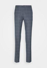 Matinique - CHECK STRETCH - Suit - dust blue - 11