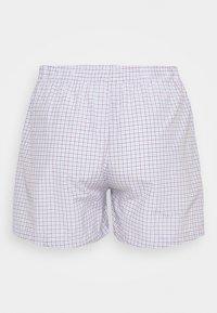 Pier One - 5 PACK - Boxer shorts - bordeaux - 4