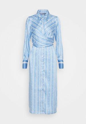 PINETA - Maxi dress - azzurro