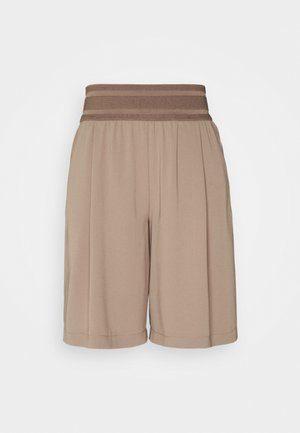 ONLALEX LIFE LONG - Shorts - almondine