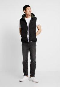 Paddock's - RANGER PIPE - Jeans slim fit - grey denim - 1