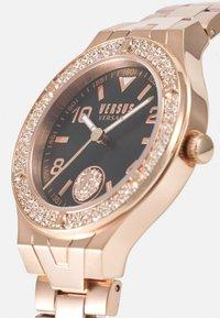 Versus Versace - VITTORIA - Zegarek - rosegold-coloured/black - 3