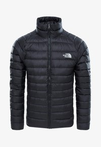 The North Face - TREVAIL - Bunda z prachového peří - tnf black - 0