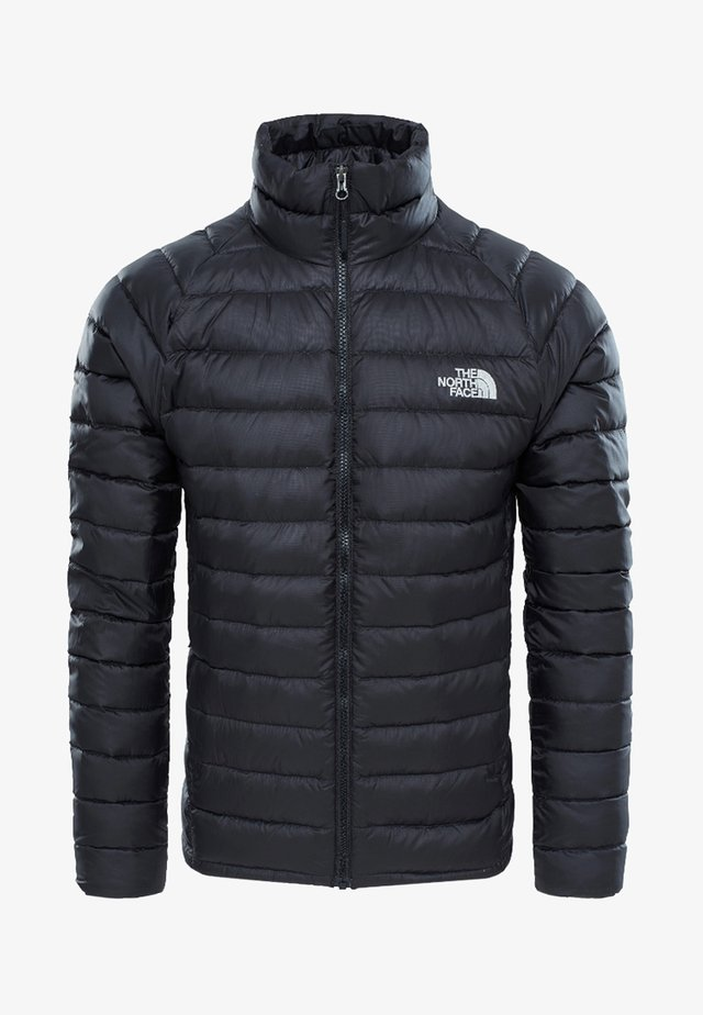 TREVAIL - Down jacket - tnf black