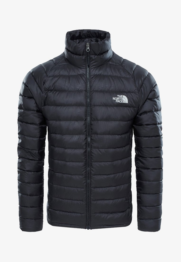 The North Face - TREVAIL - Bunda z prachového peří - tnf black