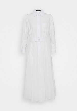 FAVILLA - Shirt dress - weiss