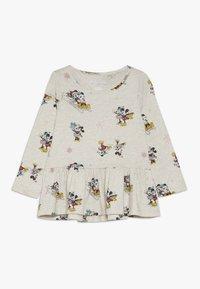 GAP - TODDLER GIRL  - Camiseta de manga larga - oatmeal - 0