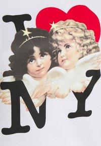 Fiorucci - I LOVE NY TEE - T-shirt con stampa - white - 2