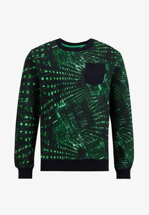 MET DESSIN - Sweatshirt - green