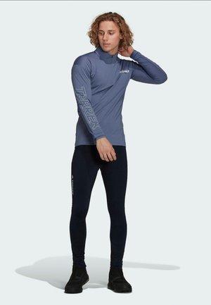 TERREX AGRAVIC XC TIGHT - Leggings - blue