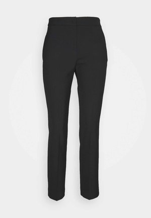 MELISSA - Trousers - black