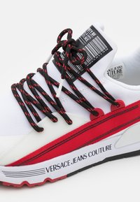 Versace Jeans Couture - DYNAMIC - Trainers - bianco ottico - 5