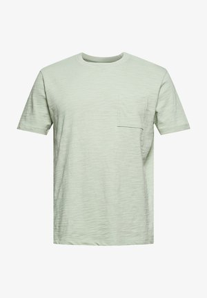 Basic T-shirt - pastel green