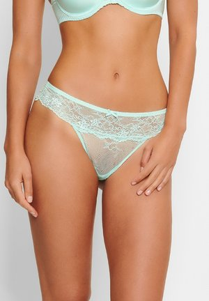 DAILY - Thong - light green