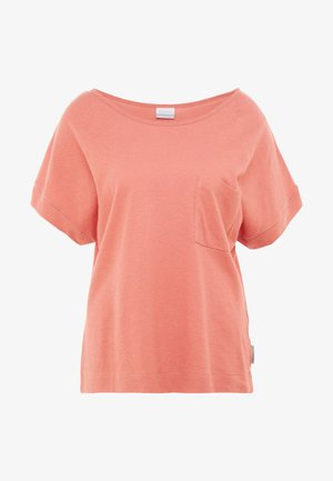 SUMMER CHILL TEE - Basic T-shirt - cedar rush