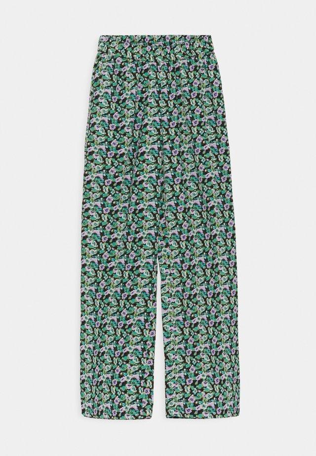 MONA PANTS - Pantaloni - pool blue