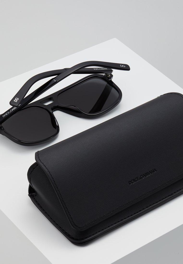 DolceGabbana Sonnenbrille - black/schwarz - Herrenaccessoires wZPWa
