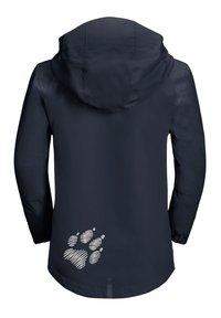 Jack Wolfskin - TUCAN UNISEX - Outdoor jacket - night blue - 1
