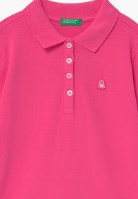 Benetton - BASIC GIRL - Polotričko - pink - 2