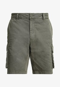 Pier One - Shorts - oliv - 4