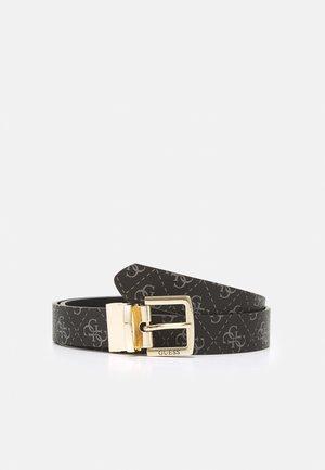 WASHINGTON PANT - Belte - black