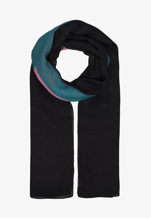 WOMEN SCARF DOG - Sciarpa - black
