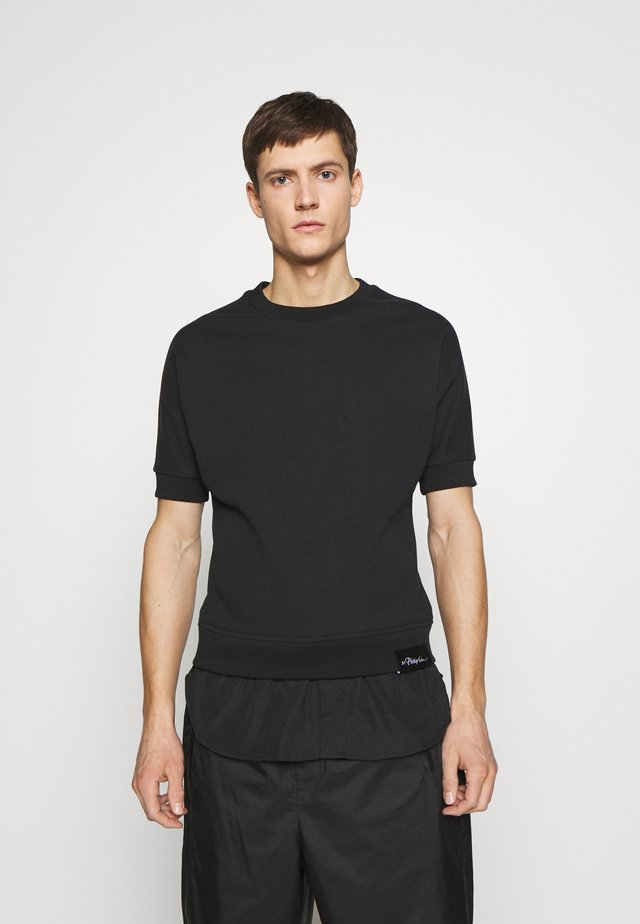 POPLIN - Sweatshirt - black