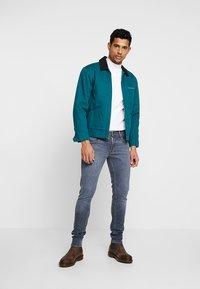 Tiger of Sweden Jeans - SLIM - Jeans Skinny Fit - grey denim - 1